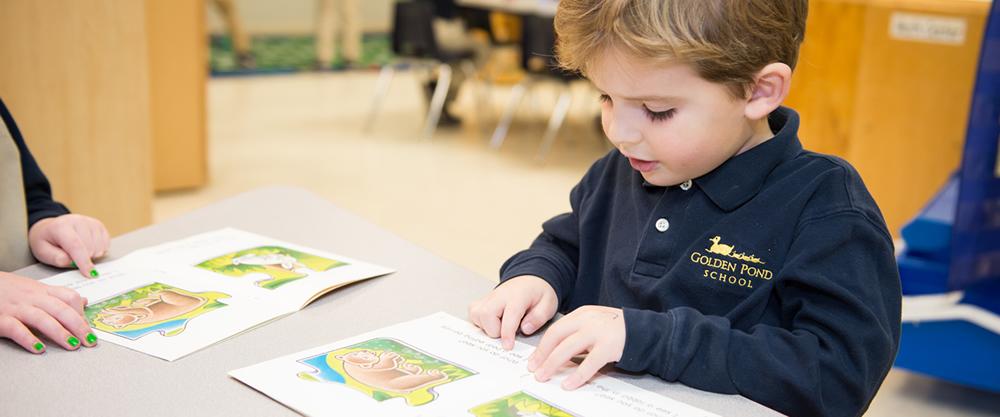 Golden Pond School - Special Information for Parents of Kindergartners